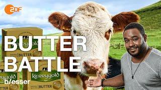 Butter Challenge XXL: Nelson lüftet das Kerrygold Geheimnis