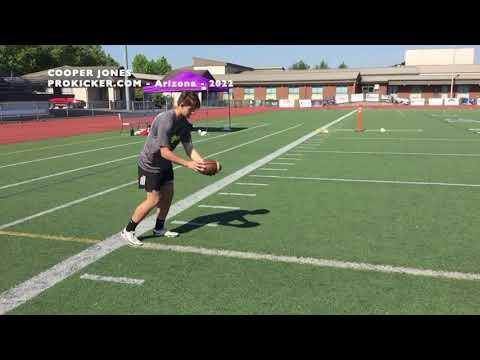 Cooper Jones - Ray Guy Prokicker.com Punter, Arizona, Class of 2022