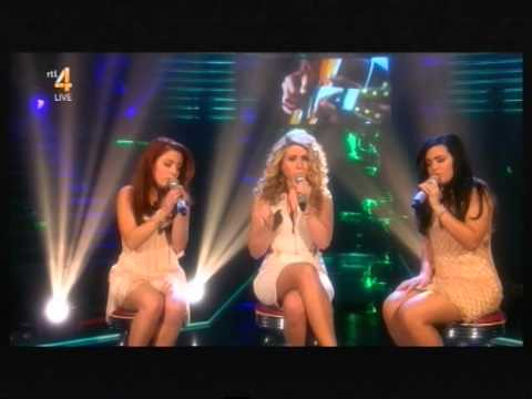 O'G3NE & Alain Clark - Change Will Come - Final The Voice Of Holland 2014