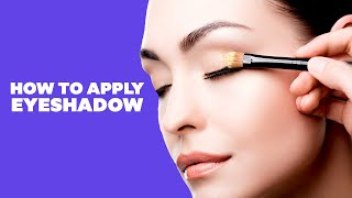Image for video on How To Apply Eyeshadow For Beginners   All Things Makeup by Be Beautiful