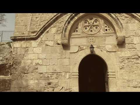 Church in Cyprus. Храм на Кипре.