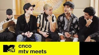 CNCO Test Their Friendship In A Game Of 'Guess That' | MTV Meets