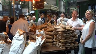 London Street Food, Borough Market Street Food, Food in London