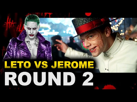 Gotham Season 3 Jerome vs Jared Leto's Joker REACTION