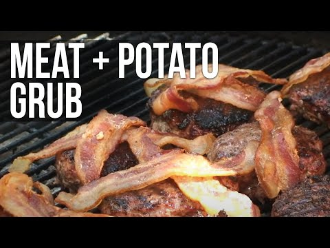 Meat and Potato Grub recipe by the BBQ Pit Boys
