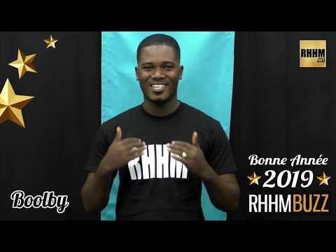 BOOLBY - Meilleurs Vœux 2019 - RHHM Buzz