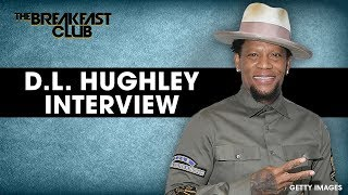 The Breakfast Club - D.L. Hughley On Not Holding Your Vote, Coronavirus, Tiger King + More