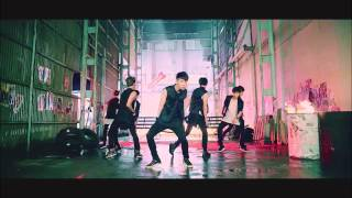 INFINITE Back (Performance ver.) MV [MIRRORED VERSION]