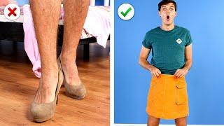 8 Fun DIY Fashion Craft Ideas! Stylish Clothing Hacks