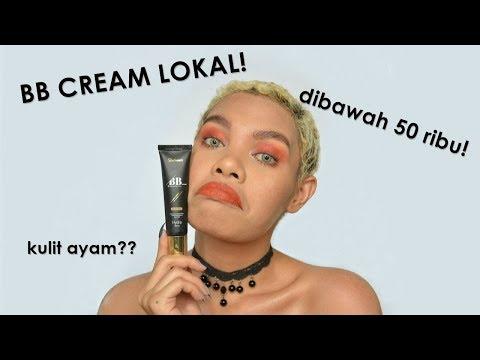NYOBAIN BB CREAM PERTAMA KALI!! Purbasari BB Cream Brightening Cool Hydra Series