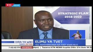 Kongamo la Hands on Future litakalo andaliwa na Standard pamoja na TVET kuwasaidia vijana