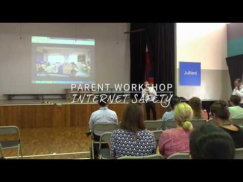 Parent Workshop: Internet Safety