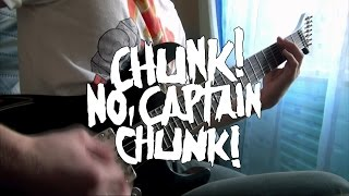 Chunk! No Captain Chunk! | Taking Chances | Guitar cover by Noodlebox