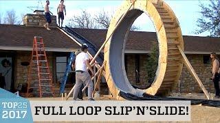 Full Loop Slip n Slide Trick | Top 25 of 2017