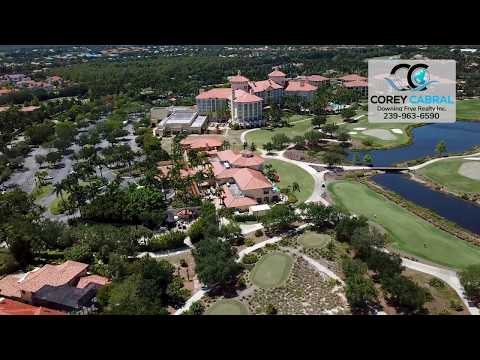 Tiburon Golf Club Naples, Florida Real Estate Video