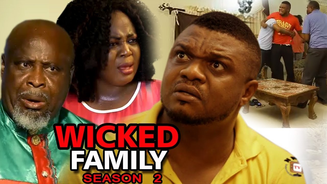Wicked Family (2017) (Part 2)