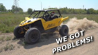The YXZ is back!!! CF1 vs BIG TERBA X3, and the GHOUL SENDS IT!