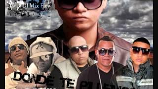 Farruko Ft. D.Ozi Pacho Y Cirilo Genio Y Baby Johnny - Donde Te Pillemos Remix