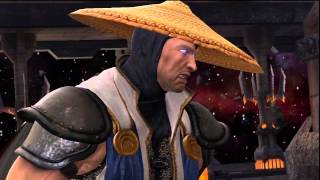 Mortal Kombat Vs DC Universe:Mk Playthrough Part 6 - The Final Battle