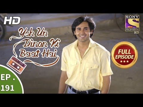 Download Yeh Un Dinon Ki Baat Hai - Ep 191 - Full Episode - 28th May, 2018 HD Mp4 3GP Video and MP3