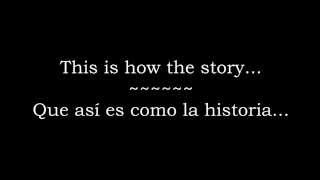 How the story ends - All Time Low (Lyrics & Sub español)