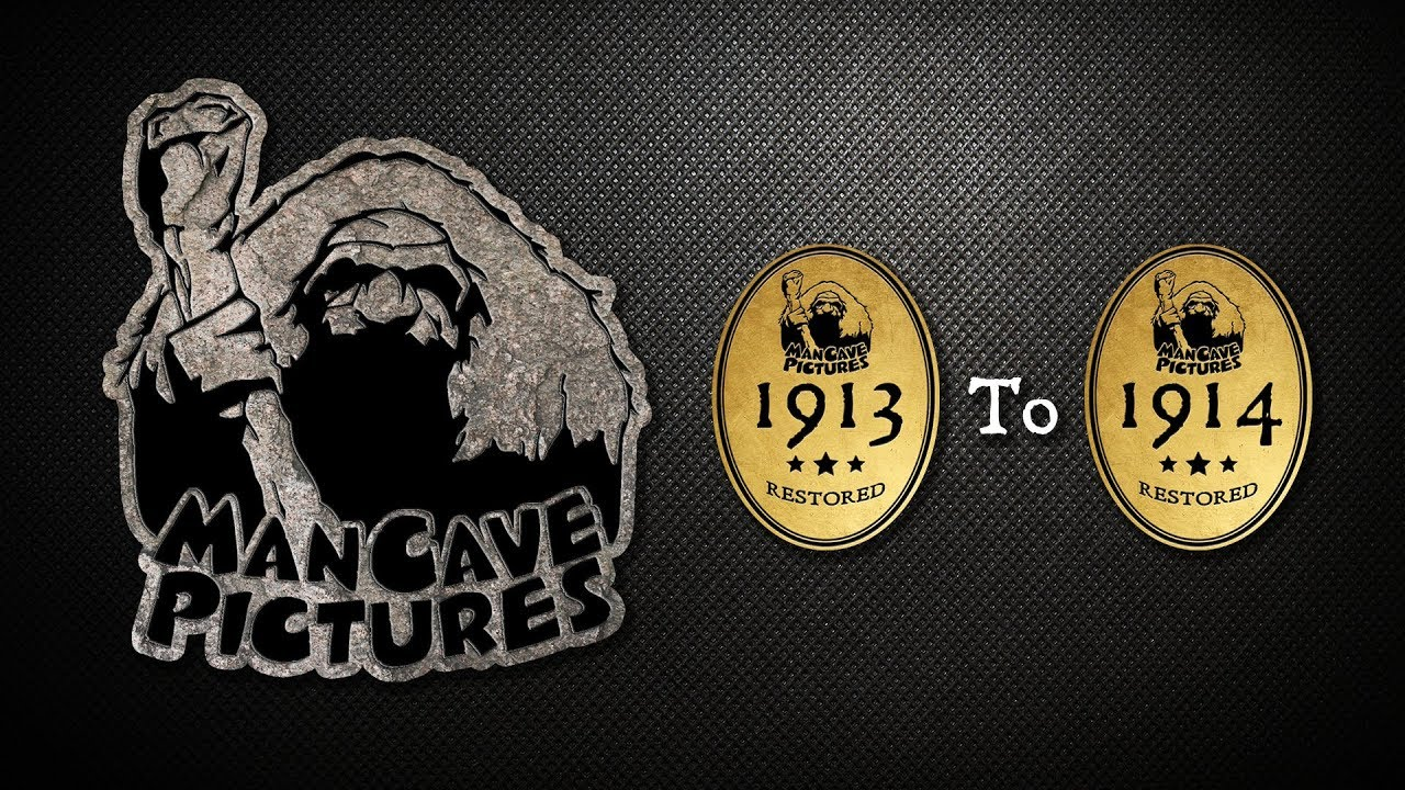 VIDEO: ManCave Pictures Before & After (Part III: 1913-1914)