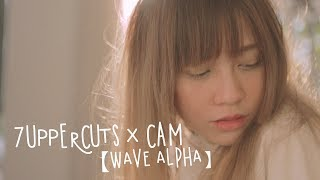 Gambar cover 7UPPERCUTS x CAM -【WAVE ALPHA】 OFFICIAL MUSIC VIDEO