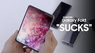 Huawei Says Samsung Galaxy Fold SUCKS
