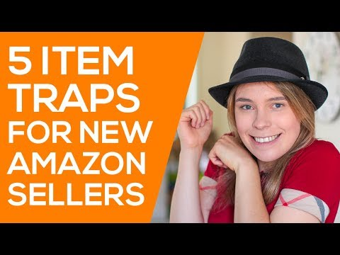 5 ITEM TRAPS to NOT SELL on Amazon (Products that Cost New Sellers Money)
