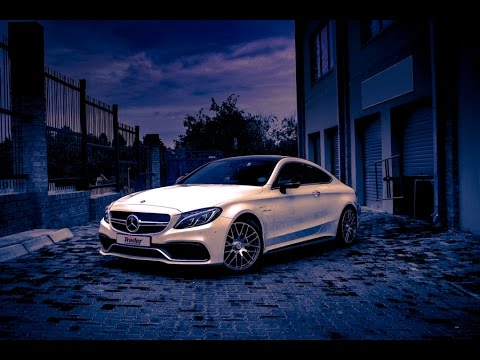 jozi by night the mercedes amg c63