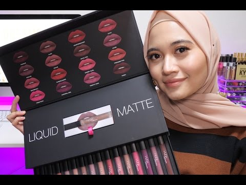 Liquid Matte Lipstick by Huda Beauty #2