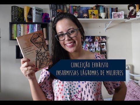 {euLi} Insubmissas Lágrimas de Mulheres - Conceição Evaristo
