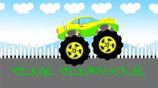 Добро пожаловать на новый детский канал посвященный любительским мультфильмам про машинки. CARS CARtoonS - Monster