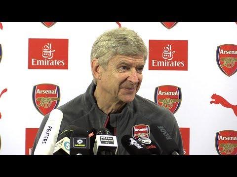 Arsene Wenger Full Pre-Match Press Conference - Arsenal  v Tottenham - Premier League