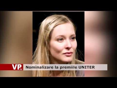 Nominalizare la premiile UNITER