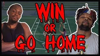 WIN OR GO HOME!!! - NBA 2K16 Blacktop Gameplay ft. Flam