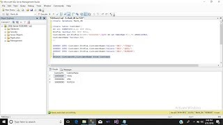 HOW TO GENERATE UNIQUE ID(CHARACTER + NUMBER) FOR CUSTOMER IN SQL SERVER