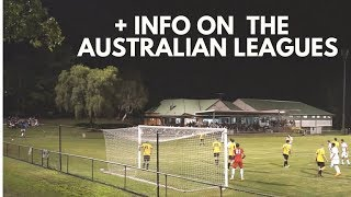 Playing 2nd division in Australia