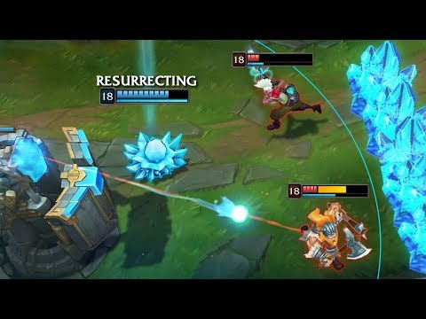 """SETUP PERFECT COUNTER - Calculated """"Counter Dive"""" Moments - League of Legends"""