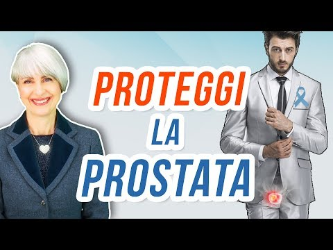 Massaggio prostatico, se necessario