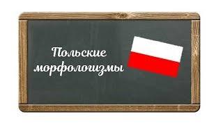 Польские морфологизмы - идиомы, поговорки, популярные фразы