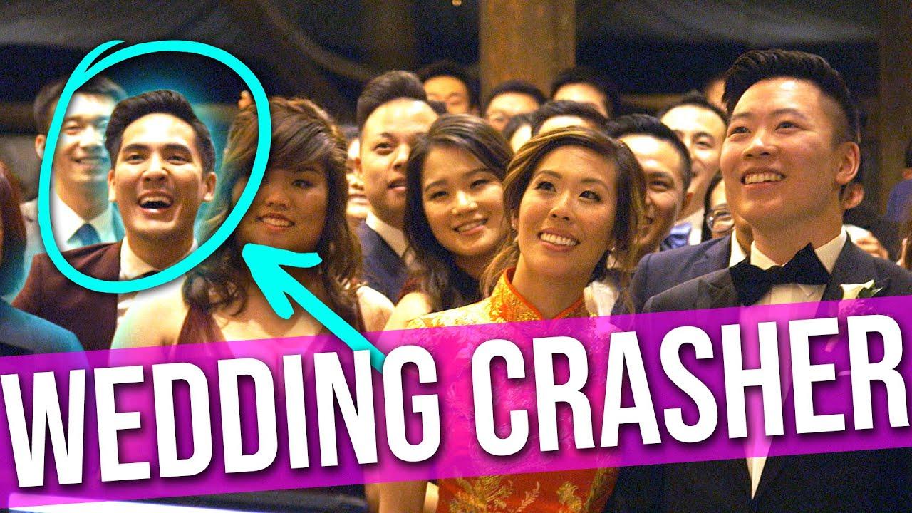 I Crashed A Stranger's Wedding thumbnail