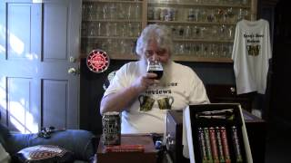 Beer Review # 1361 Oskar Blues Brewing Old Chub Scotch Ale