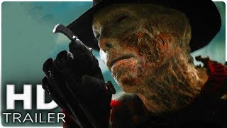 RETURN TO ELM STREET Official Trailer (2018) New Freddy Krueger Movie HD
