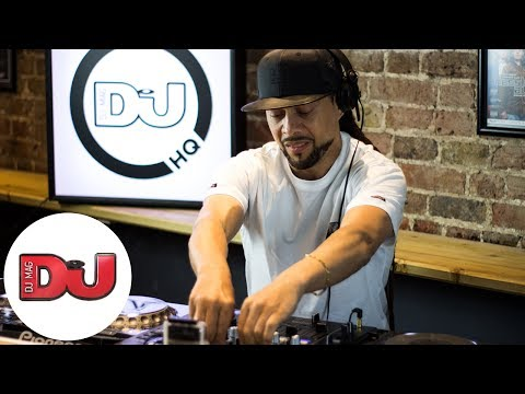 Roni Size D&B Set Live From #DJMagHQ