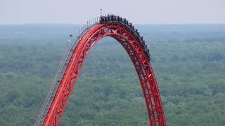 5 Best Fastest Roller Coasters on Earth
