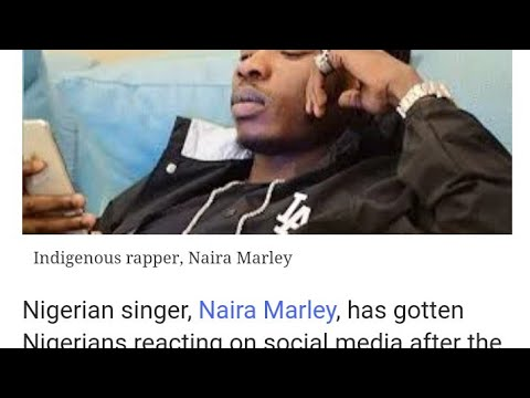 #NairaMarley and fans fights