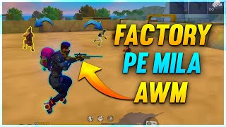 Factory Top Challenge Turn Into AWM Challenge || Garena Free Fire - Desi Gamers