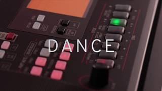 Korg EK-50L - Video
