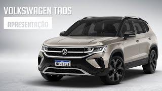 Volkswagen Taos - Apresentação